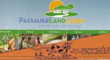 Kuh-T-Schein Passauer Land Leben